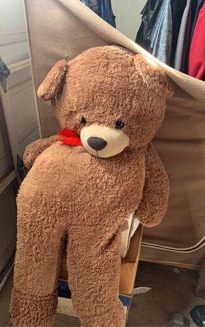 Giant teddy bear!! for Sale in Huntington Beach, CA