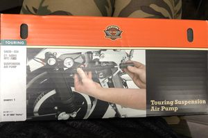 Harley Davidson Touring Suspension Air Pump for Sale in Santa Ana, CA