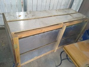 Dog kennel or animal cage made of wood for Sale in Fresno, CA