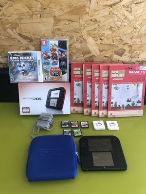 Super Mario 3D All Star (NEW) + 2DS Bundle for Sale in Fontana, CA