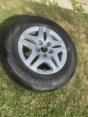 Honda Rims/Tires for Sale in South Brunswick Township, NJ