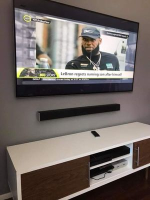 GET YOUR TV MOUNTED TODAY for Sale in Houston, TX