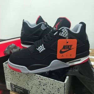 3fc03f1966e7 Air Jordan Retro Bred 4s for Sale in Upper Marlboro