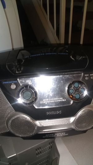 CD and Radio Player (Philips) for Sale in Bakersfield, CA