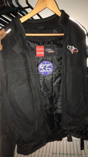 Ladies motorcycle jacket for Sale in Palmdale, CA