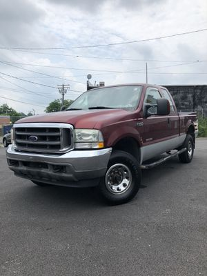 2004 Ford F-250 SuperDuty **Turbo Diesel** for Sale in Baltimore, MD