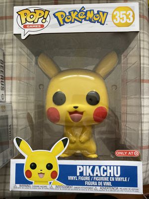 "Funko Pop! Pikachu 10"" for Sale in Buena Park, CA"
