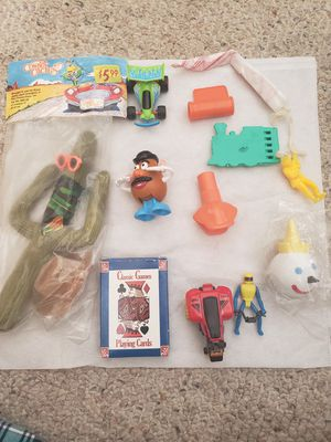 Vintage Collectable Toys/ Rare Cactus for Sale in Albuquerque, NM