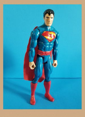 "Superman Action Figure 12"" for Sale in Sanford, FL"
