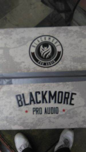 BLACKMORE Pro Audio for Sale in Stockton, CA