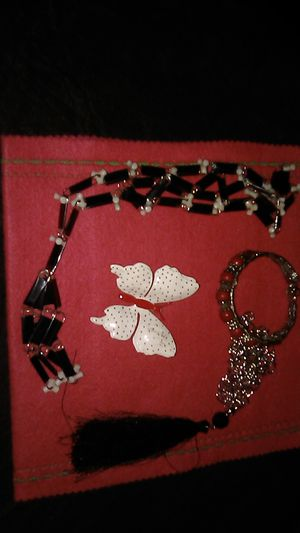 Black, White and Red Set for Sale in Yucaipa, CA