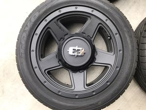 Visions Empire Wheels 15x6 / 6x139.7 for Sale in Manteca, CA