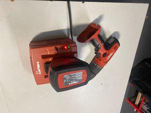 Hilti drill set for Sale in Oakland Park, FL