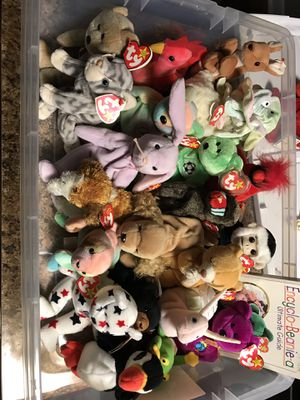 TY Beanie Babies Collectibles for Sale in Murfreesboro, TN