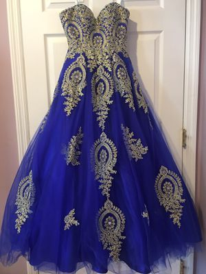 Sweet 16 / Prom Beautiful Gorgeous Party Dress for Sale in Woodbridge Township, NJ