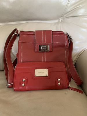 Messenger bag and a wallet for Sale in Neffsville, PA