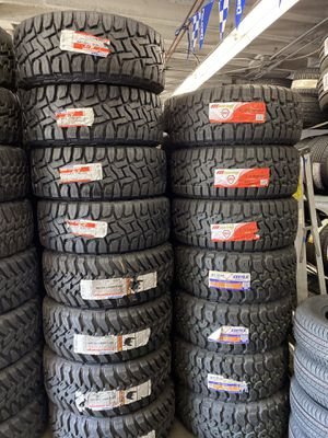 MUD TIRES ON SALE 💰WE FINANCE NO CREDIT NEEDED 🔥call or txt for price for Sale in Lafayette, CA