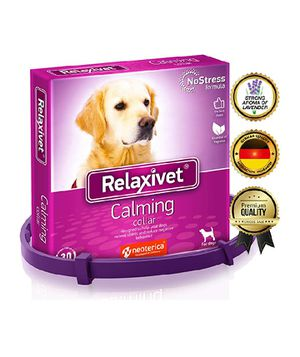 Relaxivet Calming Pheromone Collar for Dogs... Relaxating Effect for Sale in Schenectady, NY
