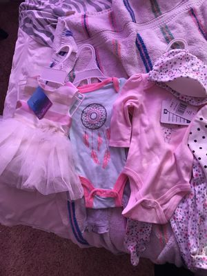 Baby girl clothes For sale for Sale in Orlando, FL