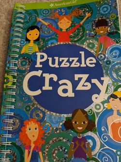 Puzzle Crazy Activity Book for Sale in North Kingstown,  RI