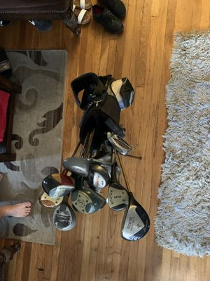 Golf club set (negotiable) for Sale in Dearborn, MI