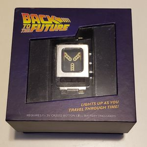 Back to the Future Flux Capacitor watch for Sale in HILLS DALES, KY