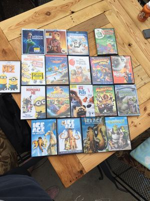 Disney Dreamworks Pixar DVDs BlueRay for Sale in San Clemente, CA