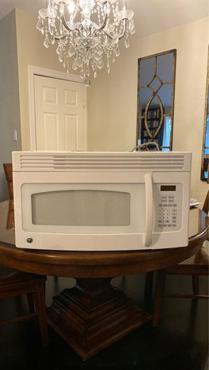 GE MICROWAVE for Sale in Dublin, CA