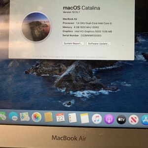 """MacBook Air 2014 11"""" Screen And 128g Hard Drive for Sale in East Providence, RI"""
