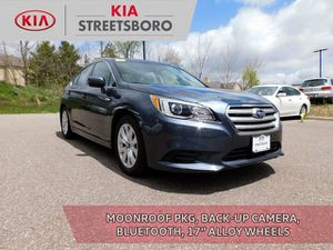 2017 Subaru Legacy for Sale in Streetsboro, OH