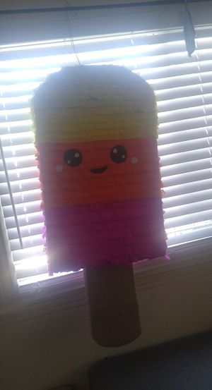 Popsicle piñata for Sale in Perris, CA