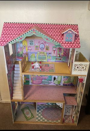 Barbie house and car for Sale in Chula Vista, CA