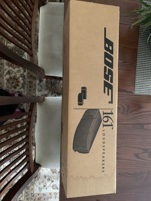 Brand New Bose speakers. Still in their boxes. 2 pairs, $100 per pair. for Sale in South Kingstown, RI
