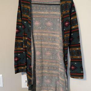 Women's Matu Tribal Pattern Cardigan for Sale in Decatur, GA