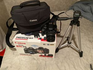 Canon EOS Rebel T6 Digital SLR camera pr for Sale in Temecula, CA