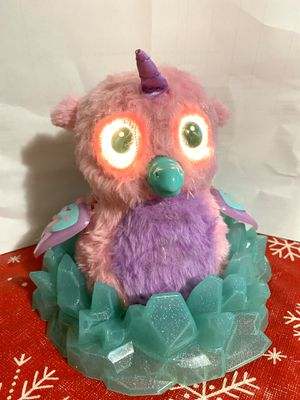 Hatchimals Twinkling Owlicorn for Sale in Queens, NY