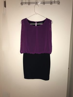 Forever 21 Purple and Black Dress for Sale in Raleigh, NC
