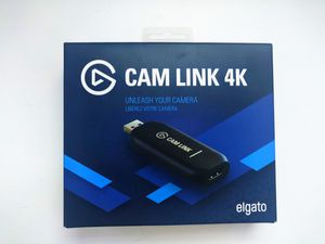 Elgato Cam Link 4K - PRICE FIRM for Sale in Carrollton, TX
