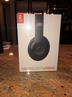 Beats Studio 3 Wireless for Sale in Valrico, FL