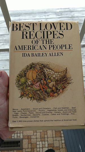 1973 best loved recipes of the American people for Sale in Appomattox, VA