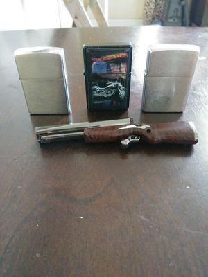 4 Zippo lighters for Sale in Houston, TX