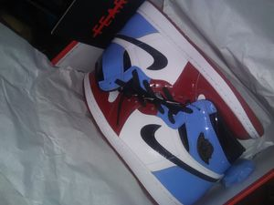 Jordan 1 fear size 10 worn 1x $200 firm for Sale in Tacoma, WA
