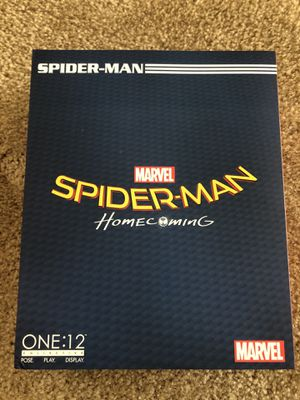 Mezco Homecoming Spider-Man for Sale in Ontario, CA