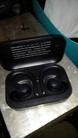 Bluetooth wireless earbuds for Sale in Atascocita, TX