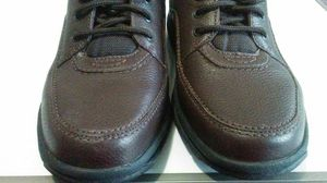 Rockport Classic Men's Brown Leather Oxfords Walking Shoes Size 11.5 for Sale in Fort Belvoir, VA