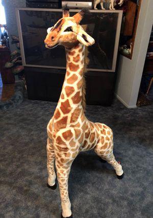 Big giraffe stuffed animal toy for Sale in Phoenix, AZ