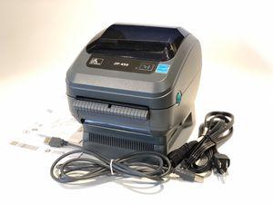 Zebra ZP 450 Thermal Label Printer for Sale in Hoffman Estates, IL