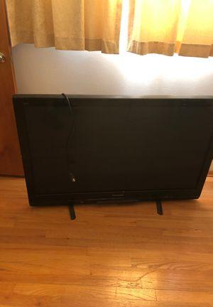 50 inch plasma tv older molder Panasonic for Sale in Cleveland, OH