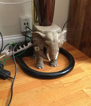 Elephant Plant Holder for Sale in Carol Stream, IL