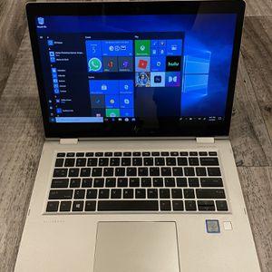 HP Elitebook 2in1 laptop 512GB SSD Intel i7 like new for Sale in Glendale, AZ